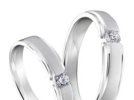 Model cincin kawin simple