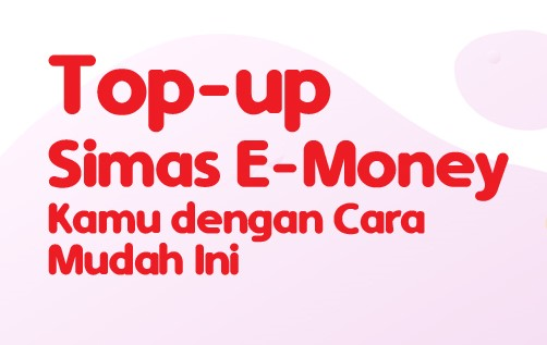 cara top up e-]money