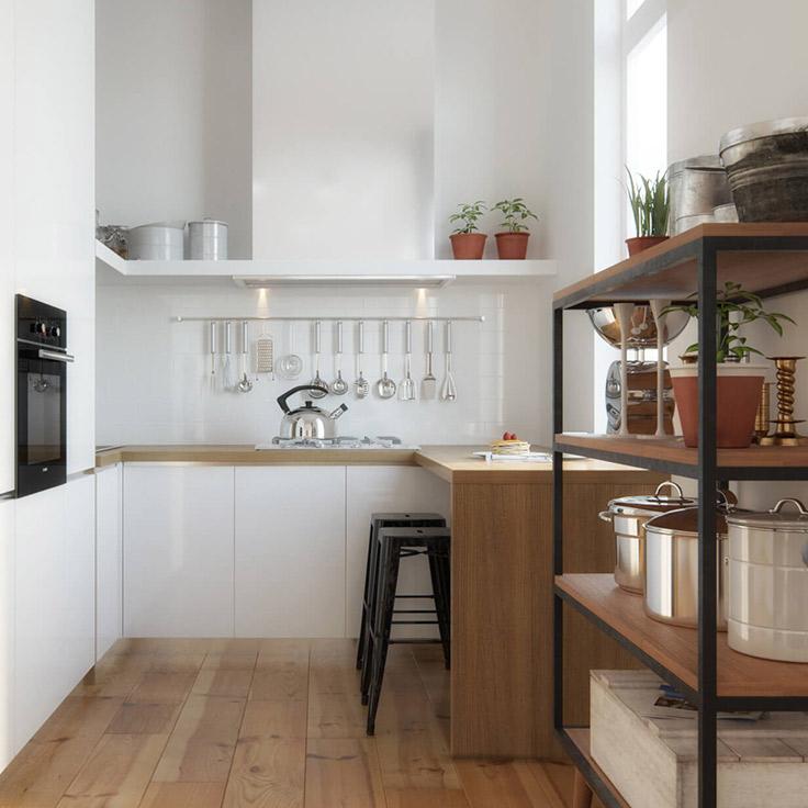 Model Kitchen Set Murah