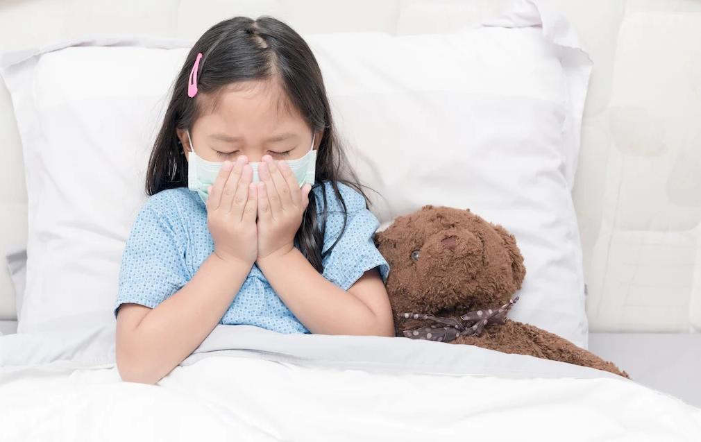 cara menyembuhkan batuk pada anak